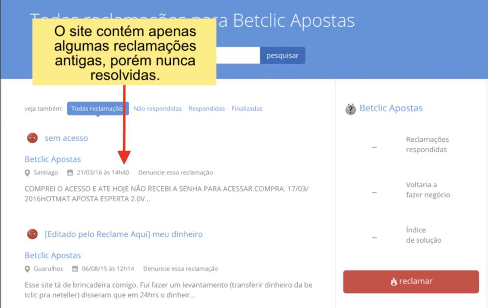O Betclic é confiável!