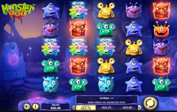 jogo de slot monster winner cassino