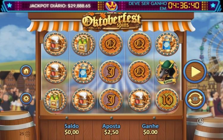 caça-níquel oktoberfest do 888casino