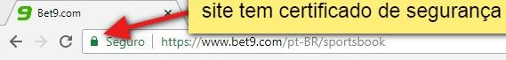 plataforma bet9 é confiável