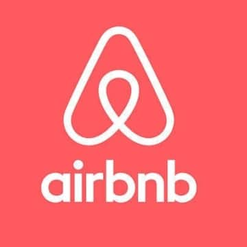 logotipo do airbnb