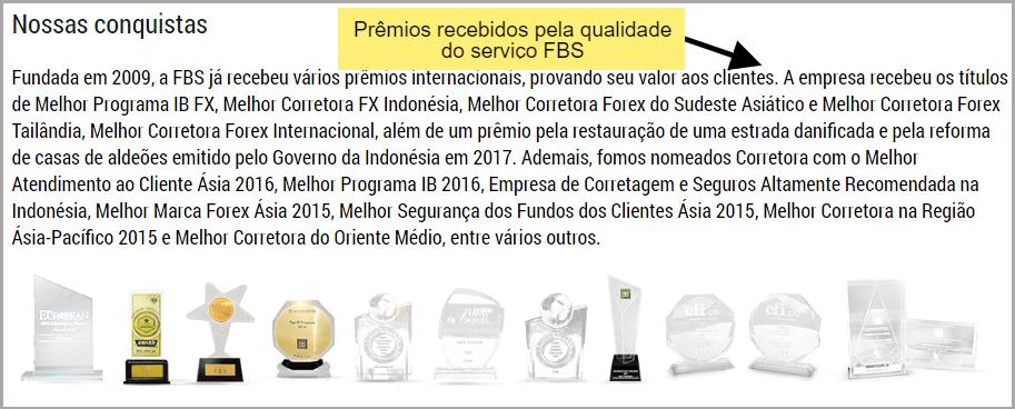 Premios FBS