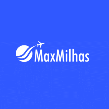 Logotipo do MaxMilhas
