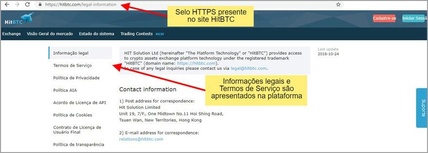 HitBTC é confiável
