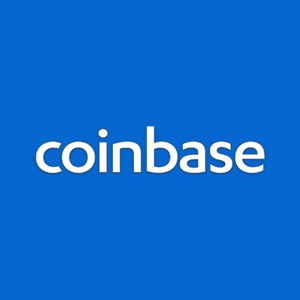 logotipo do coinbase