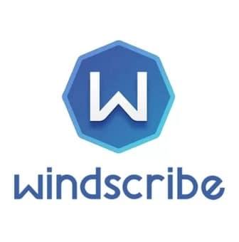 Logotipo do Windscribe
