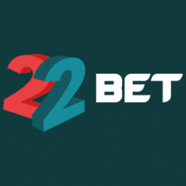 logotipo do 22bet