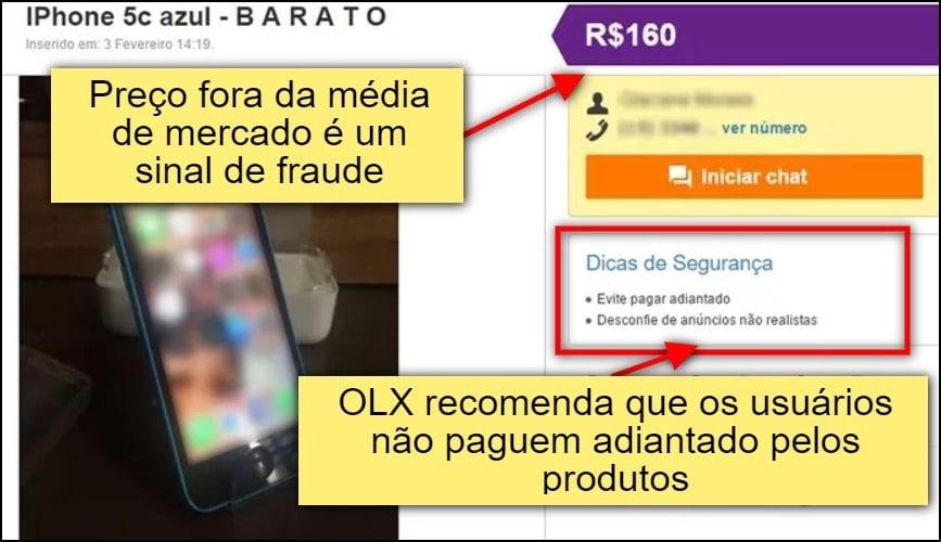 Dicas para identificar sites ou promoções fraudulentas