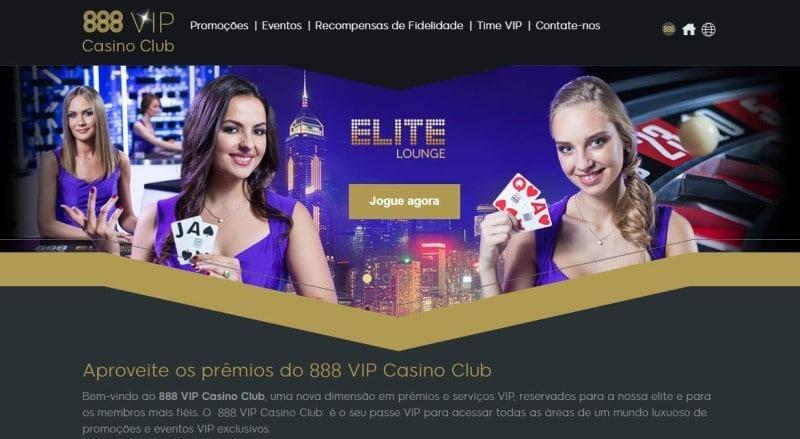 clube vip 888casino