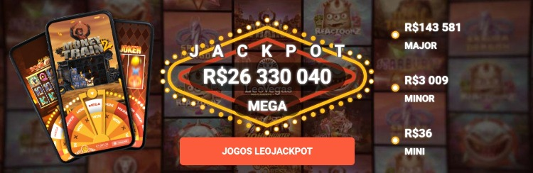 banner promocional jackpot