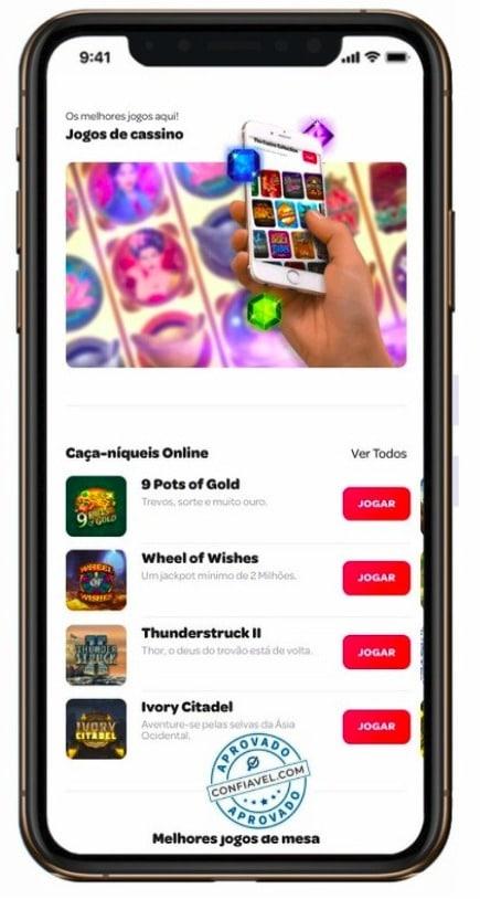 visual do spin casino mobile