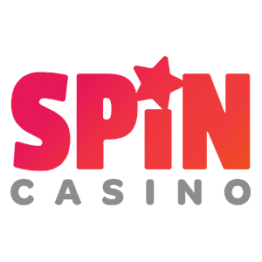 logotipo do cassino Spin