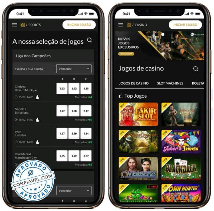 tela de apostas Esc Online e cassino Estoril