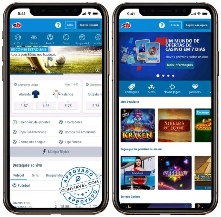 plataforma de apostas e cassino online Sportingbet