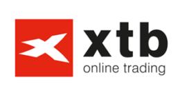 logotipo xtb trading