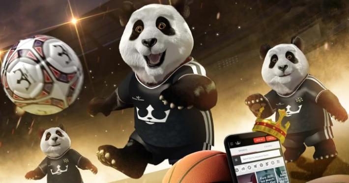 bonus esportes de boas-vindas royal panda