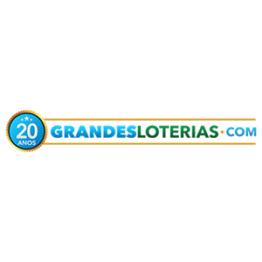 logotipo do Grandes Loterias