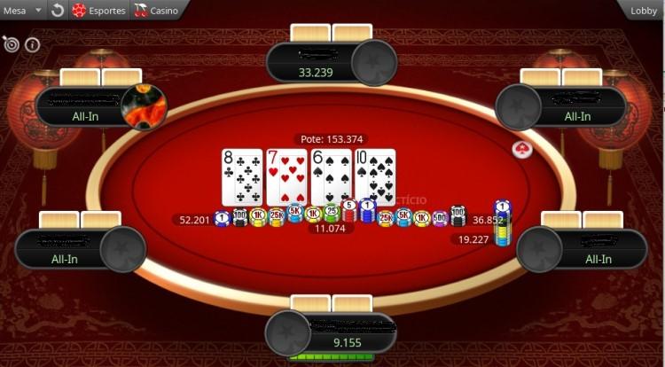 jogo 6+ hold'em no pokerstars
