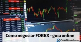 Guia de como negociar Forex