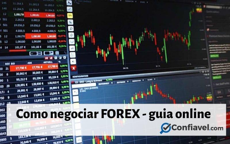 Como negociar Forex - guia online