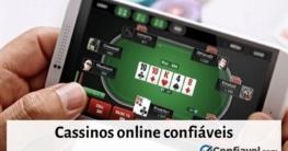 Lista de cassinos online aprovados pelo Confiavel.com