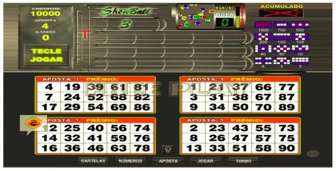 showball-bingo