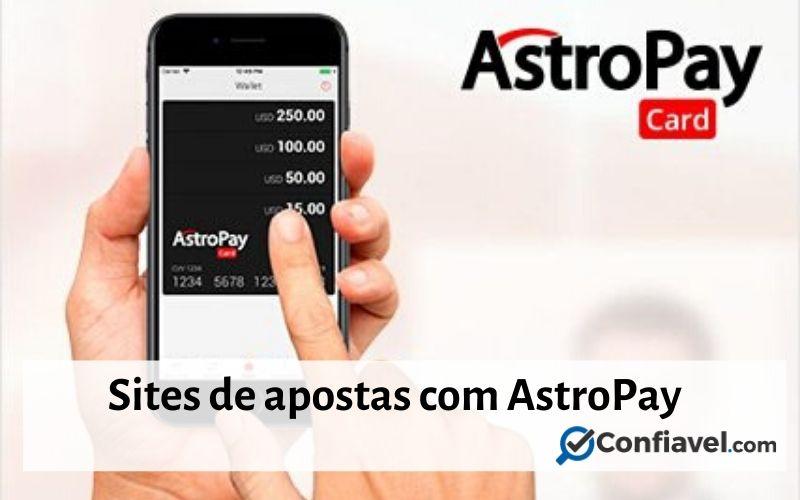 sites de apostas com AstroPay