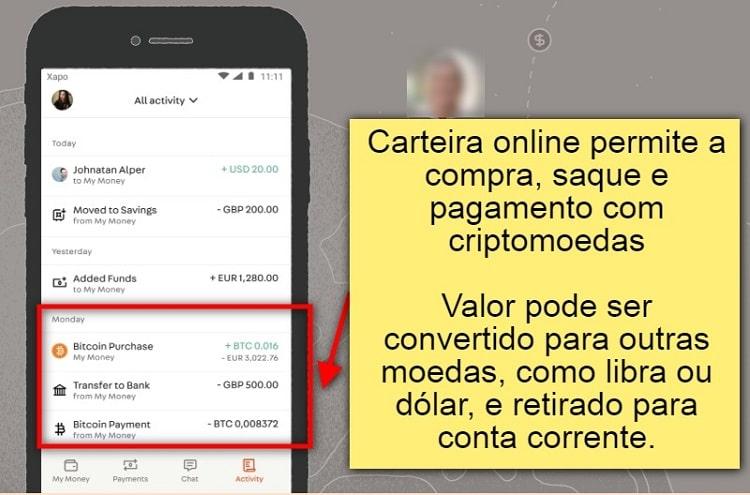 app wallet bitcoin exchange