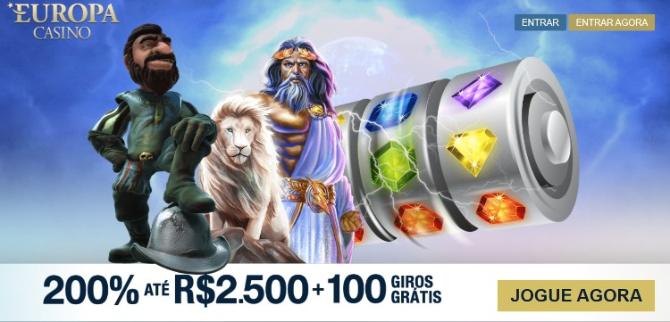 oferta de boas-vindas do europa casino