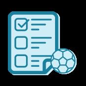 elemento checklist esporte