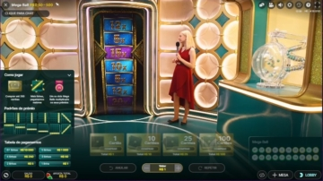 mega ball live casino frankfred