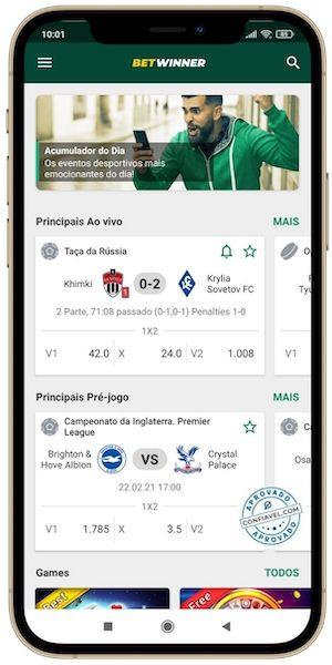 app do Betwinner apostas esportivas