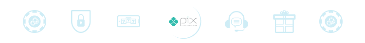 elemento informações de sites com Pix