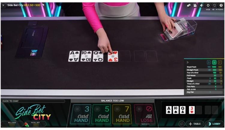 side bet city casino twin