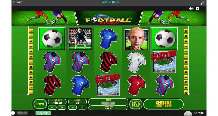 futebol no bet365