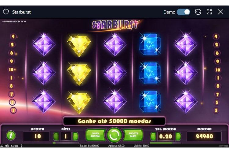 startburst casinoin